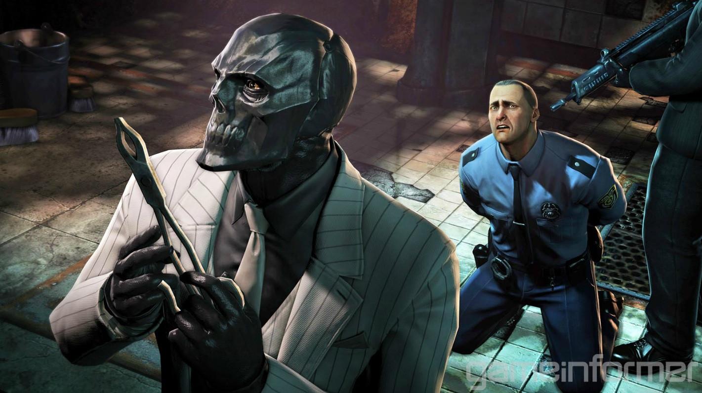 První obrázky z Batman: Arkham Origins 79443
