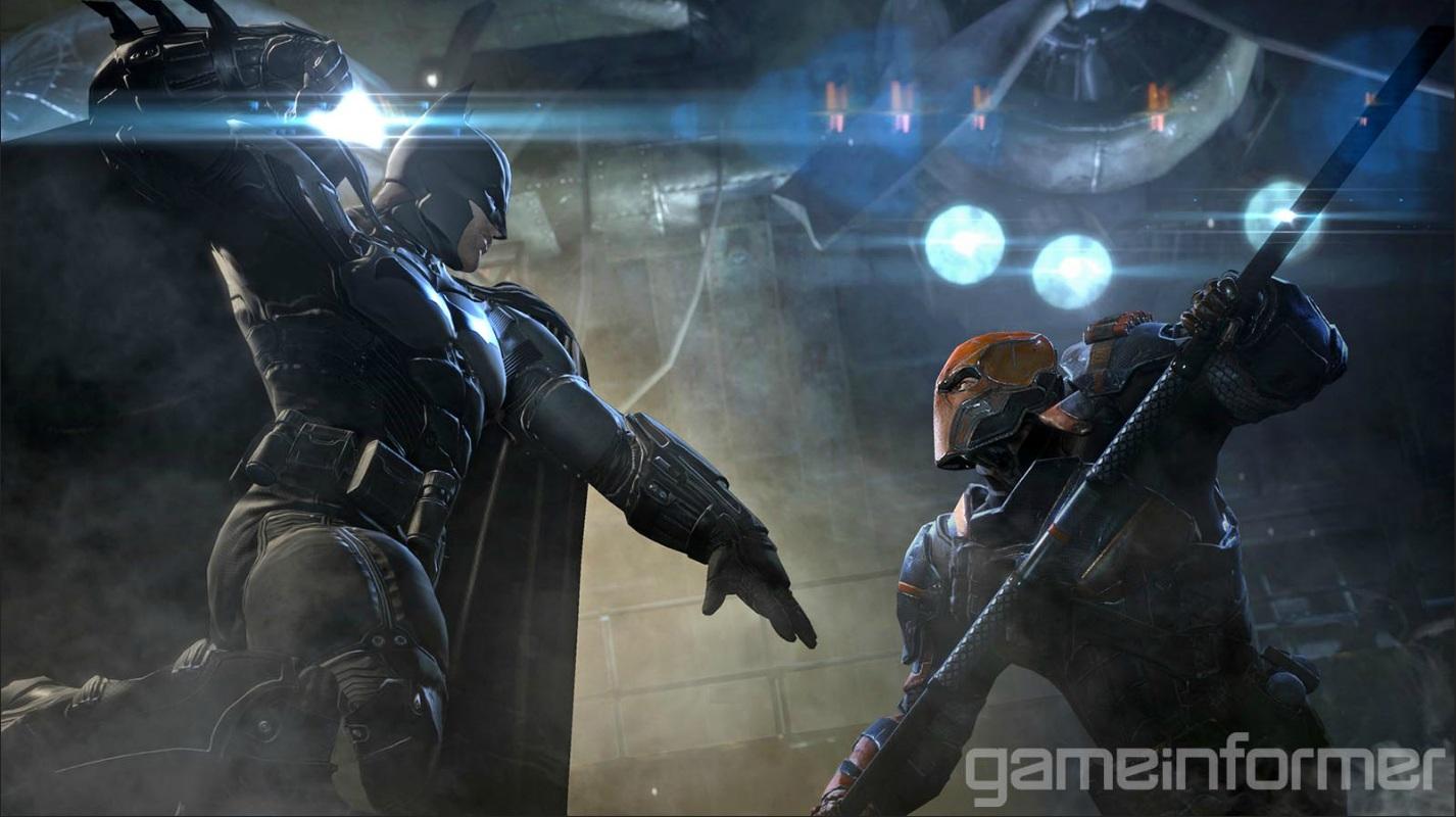 První obrázky z Batman: Arkham Origins 79446