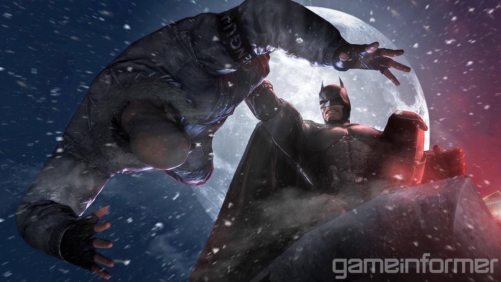 První obrázky z Batman: Arkham Origins 79455