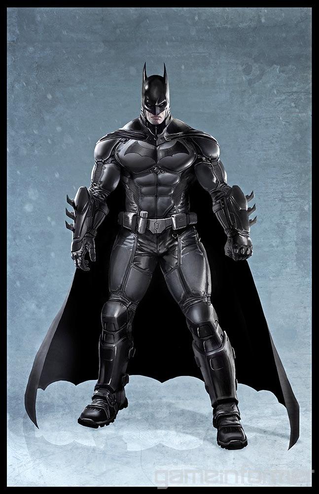 První obrázky z Batman: Arkham Origins 79459
