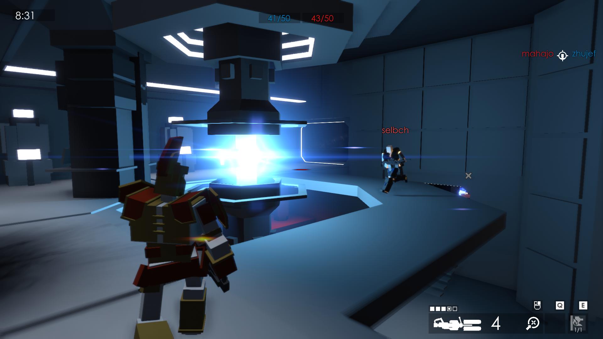 TimeGate Studios chystá střílečku Minimum v kostičkovém světě 79476