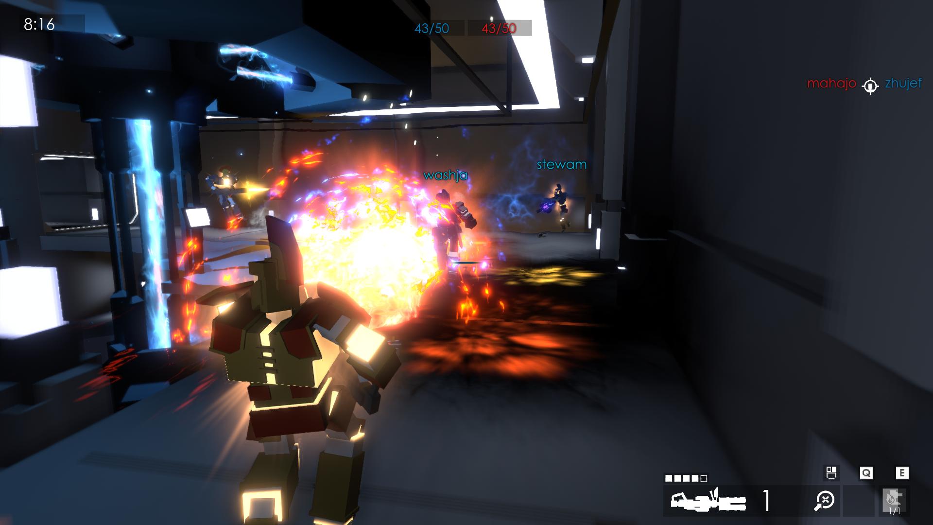TimeGate Studios chystá střílečku Minimum v kostičkovém světě 79477