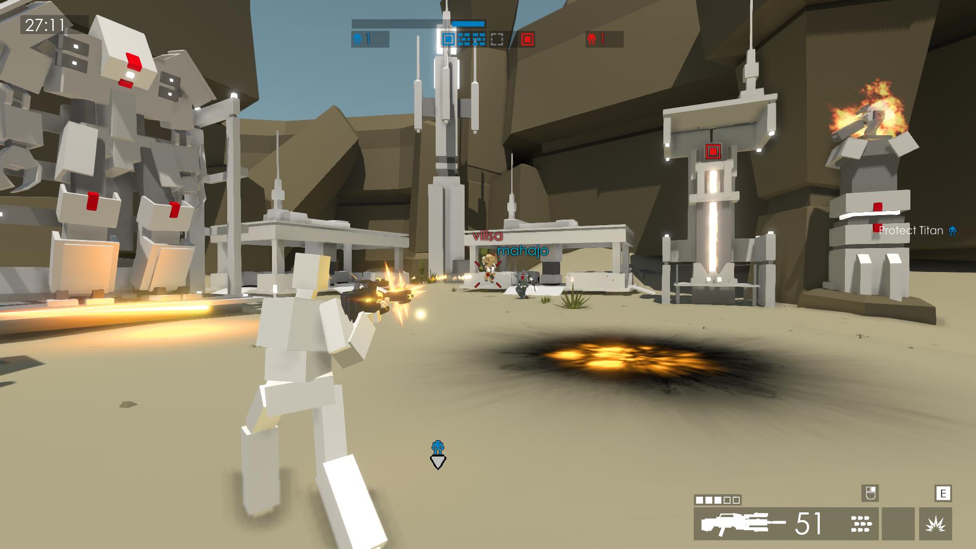 TimeGate Studios chystá střílečku Minimum v kostičkovém světě 79478