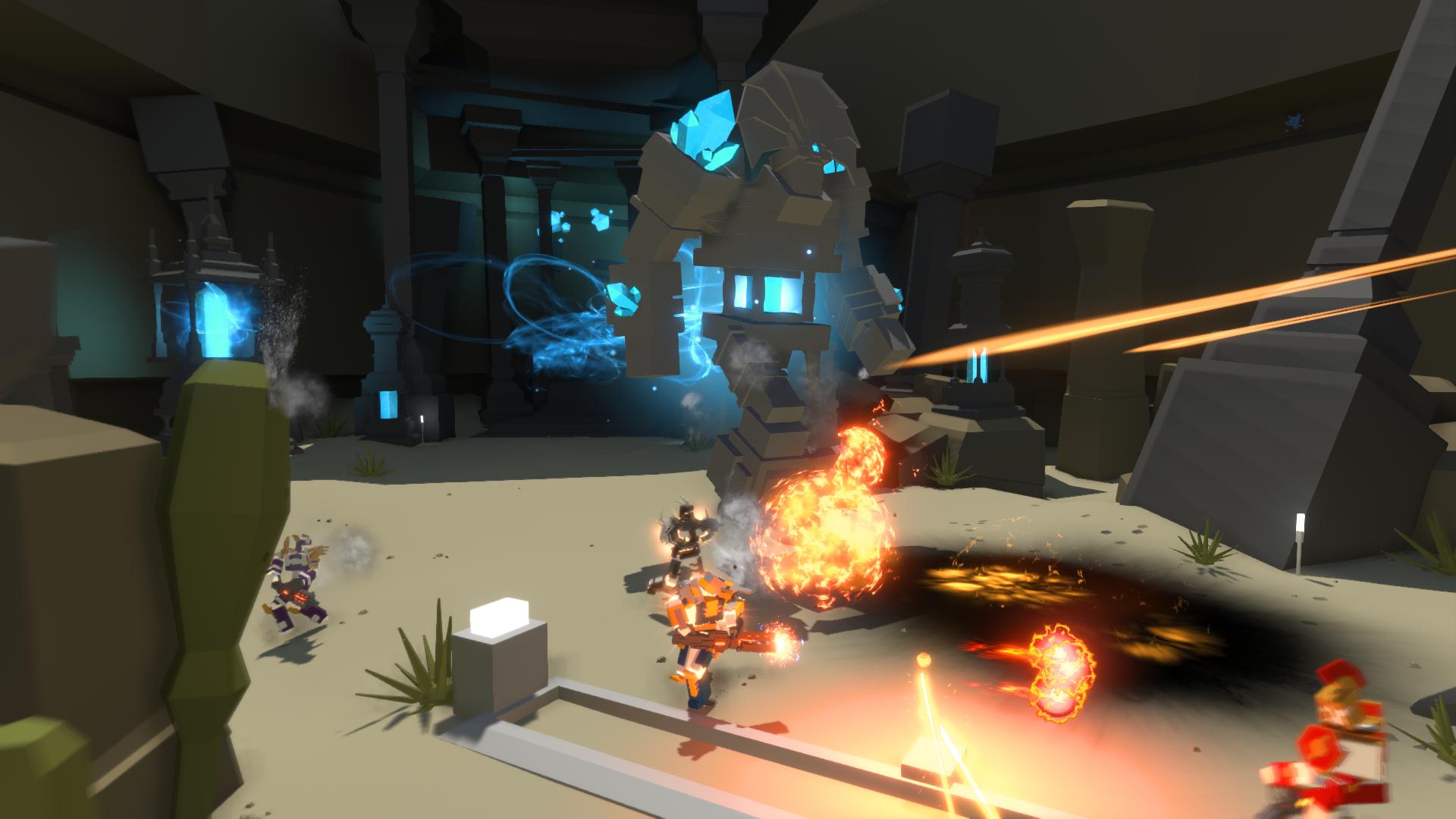TimeGate Studios chystá střílečku Minimum v kostičkovém světě 79479