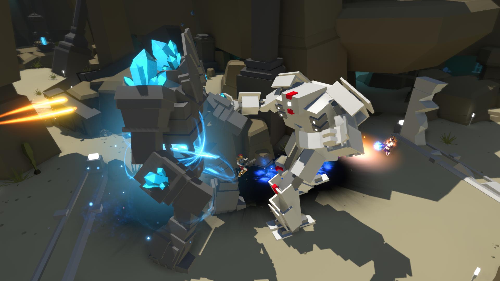 TimeGate Studios chystá střílečku Minimum v kostičkovém světě 79480