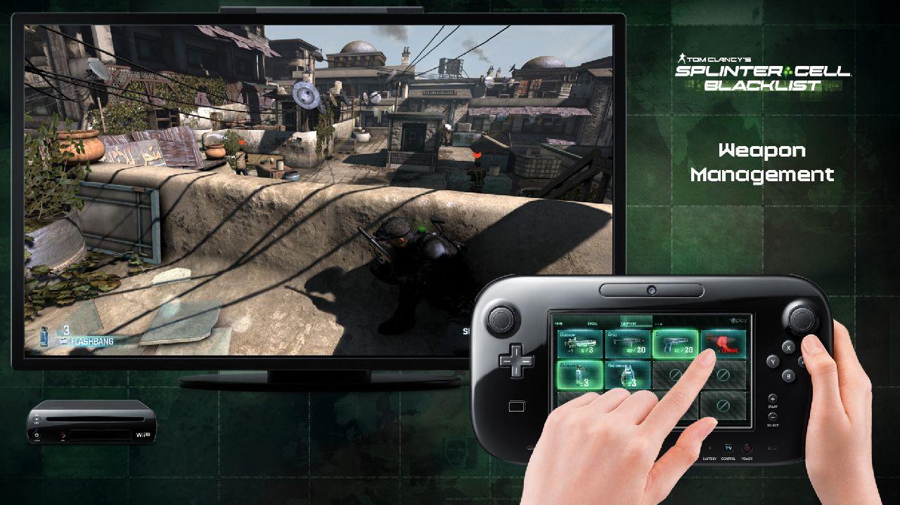 Splinter Cell: Blacklist potvrzen pro Wii U 79487