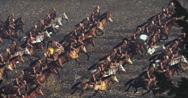 Panoramatické záběry na bitvu v Teutoburském lese z Total War: Rome 2 79491