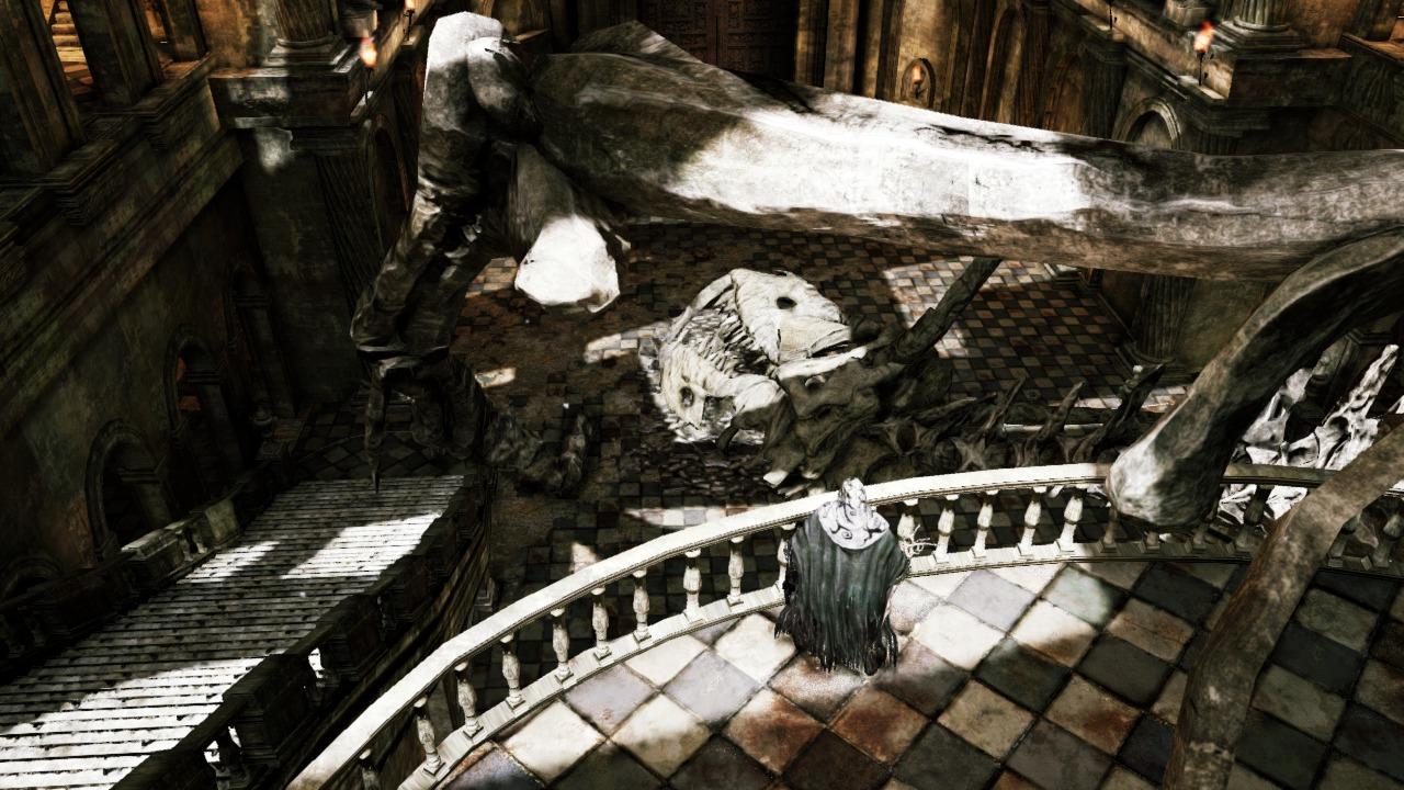 Nové screenshoty z Dark Souls 2 79498