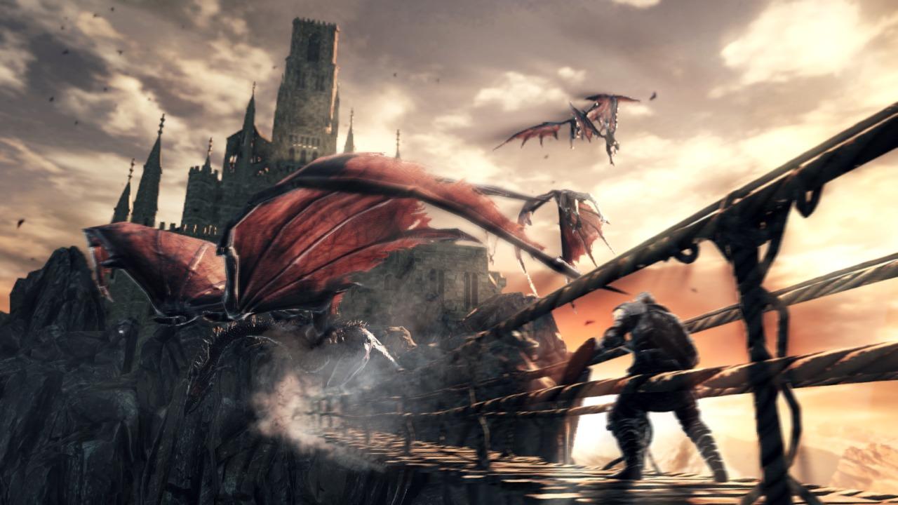 Nové screenshoty z Dark Souls 2 79503
