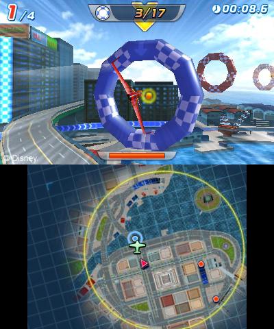 Arkádová hra s letadýlky od Disney pro Nintendo 79514