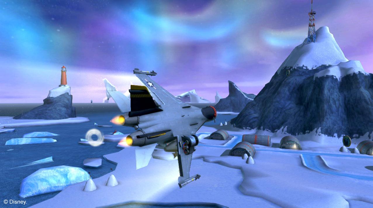 Arkádová hra s letadýlky od Disney pro Nintendo 79518