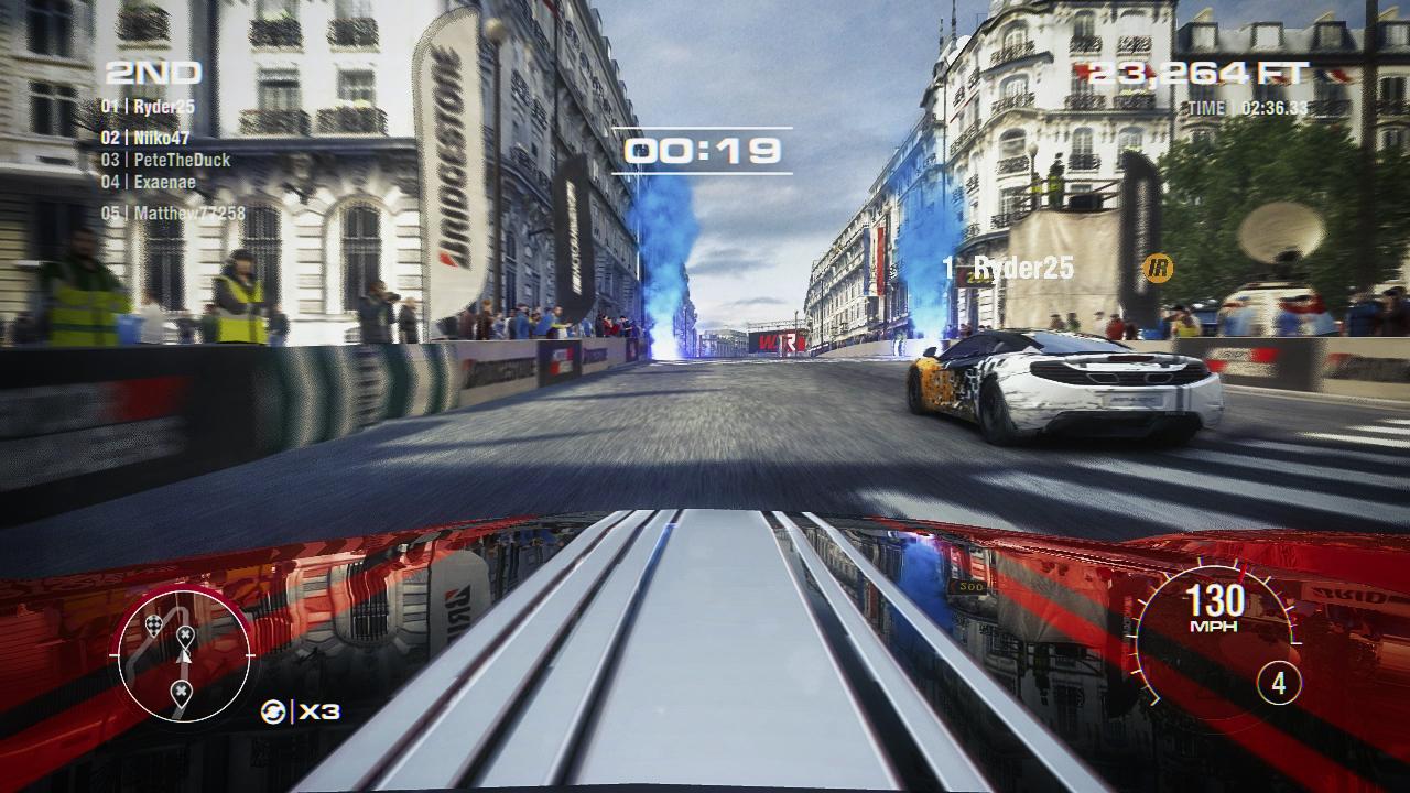 Detaily o multiplayeru v závodech GRID 2 79577
