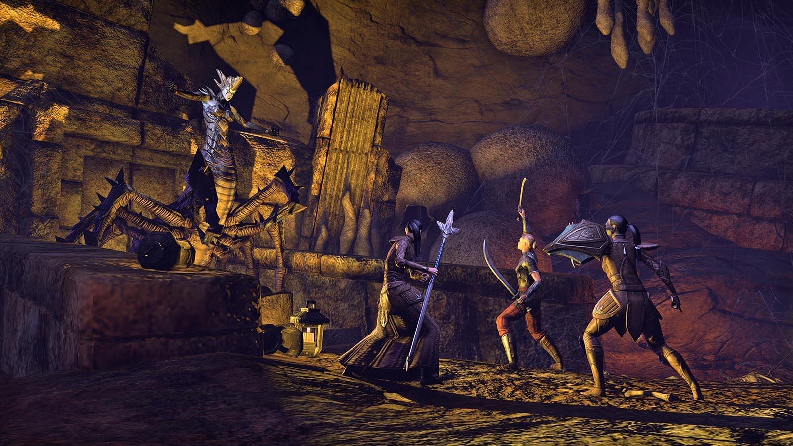 Nové obrázky z Elder Scrolls Online 79596