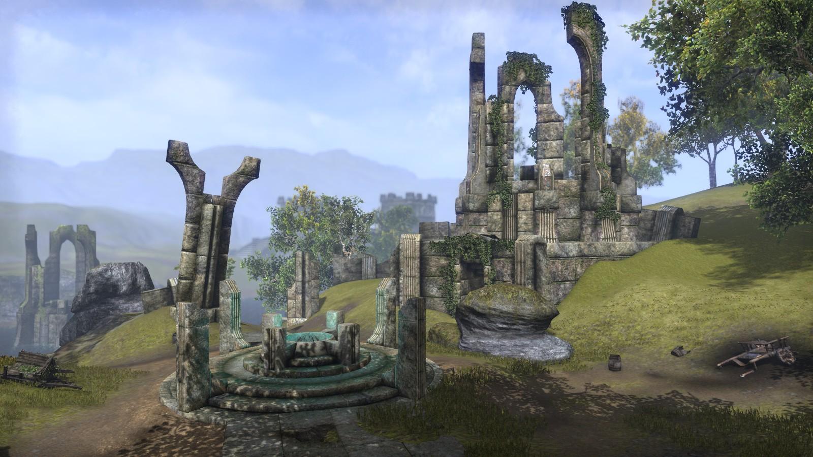 Nové obrázky z Elder Scrolls Online 79600