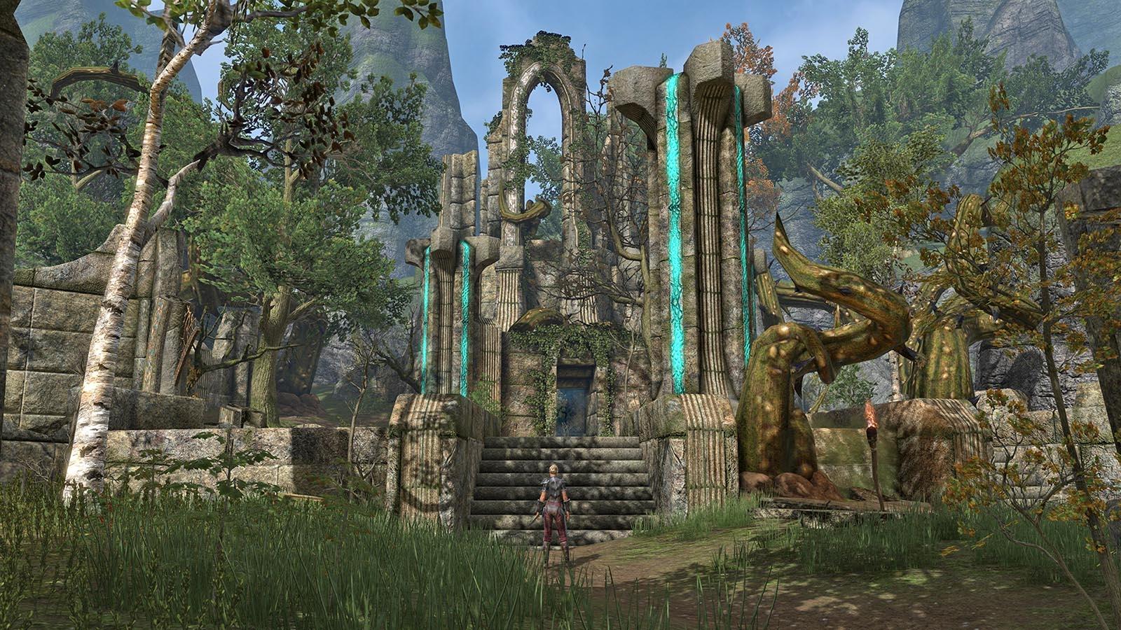 Nové obrázky z Elder Scrolls Online 79603