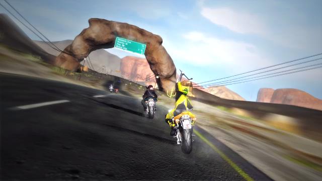 Duchovní nástupce Road Rash je na Kickstarteru 79715