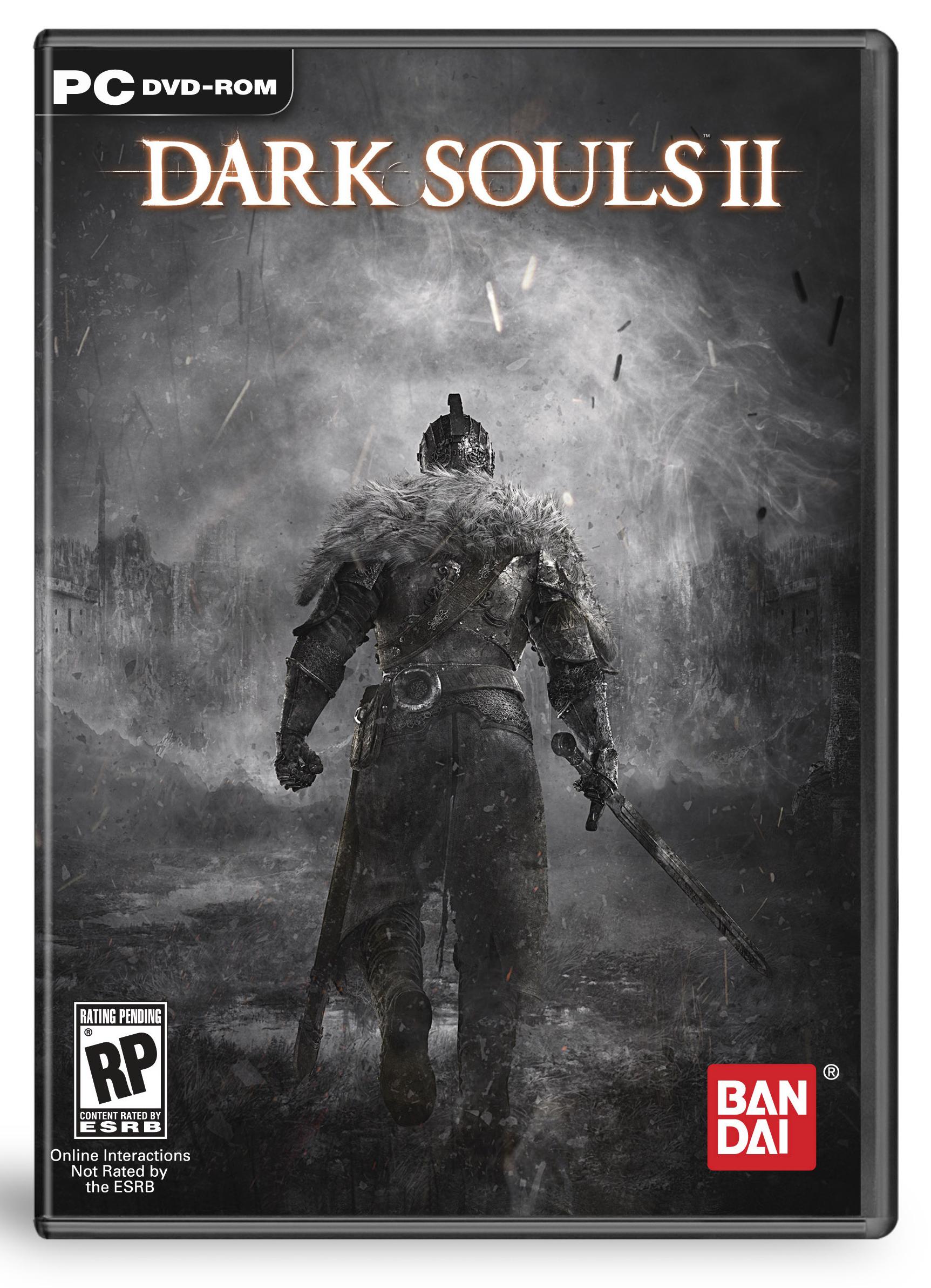 Design krabičky Dark Souls 2 79720