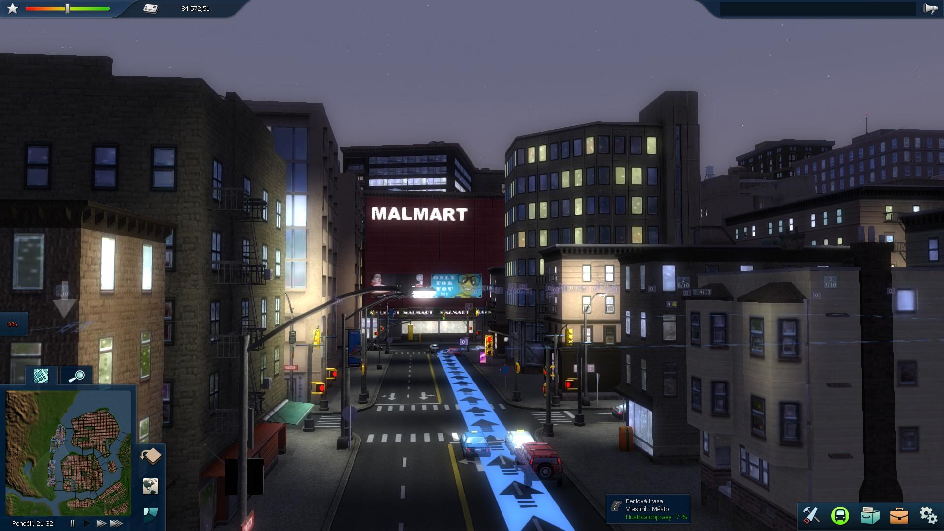 Cities in Motion 2 – magnátem veřejné dopravy 79727