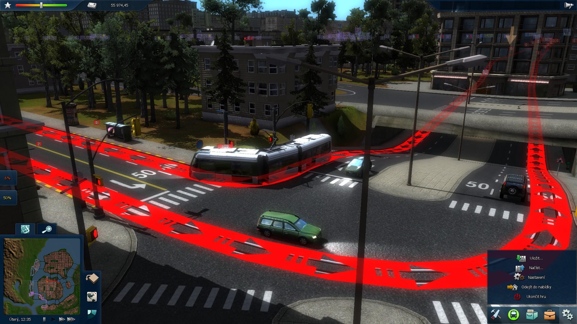 Cities in Motion 2 – magnátem veřejné dopravy 79734