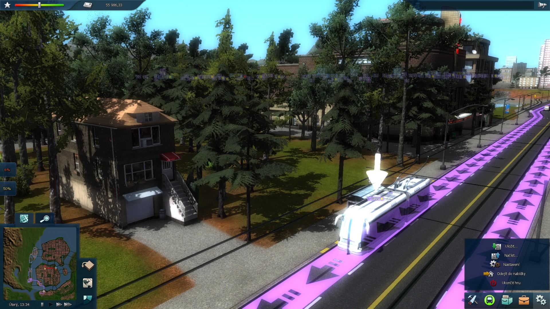 Cities in Motion 2 – magnátem veřejné dopravy 79735