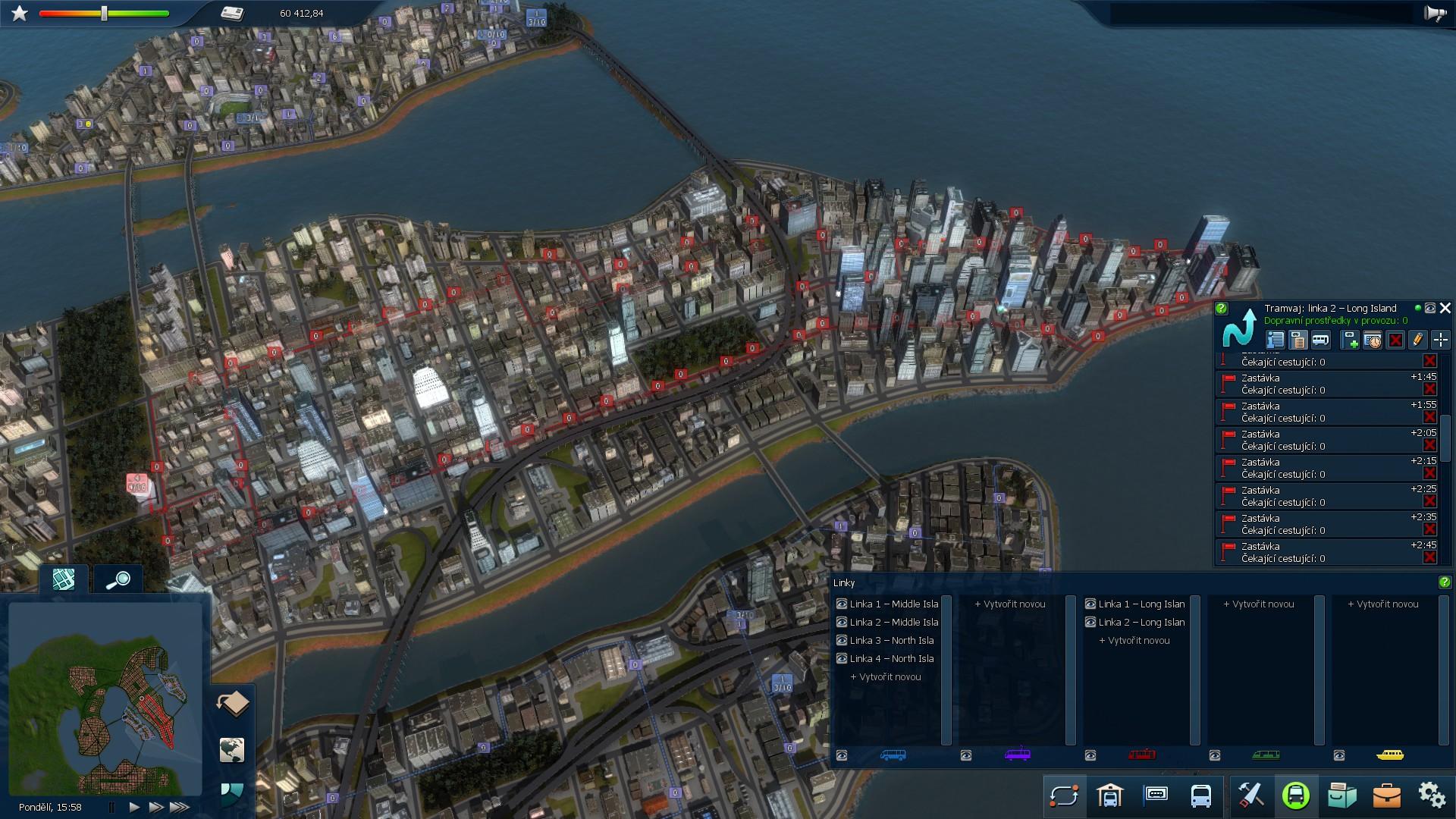 Cities in Motion 2 – magnátem veřejné dopravy 79752