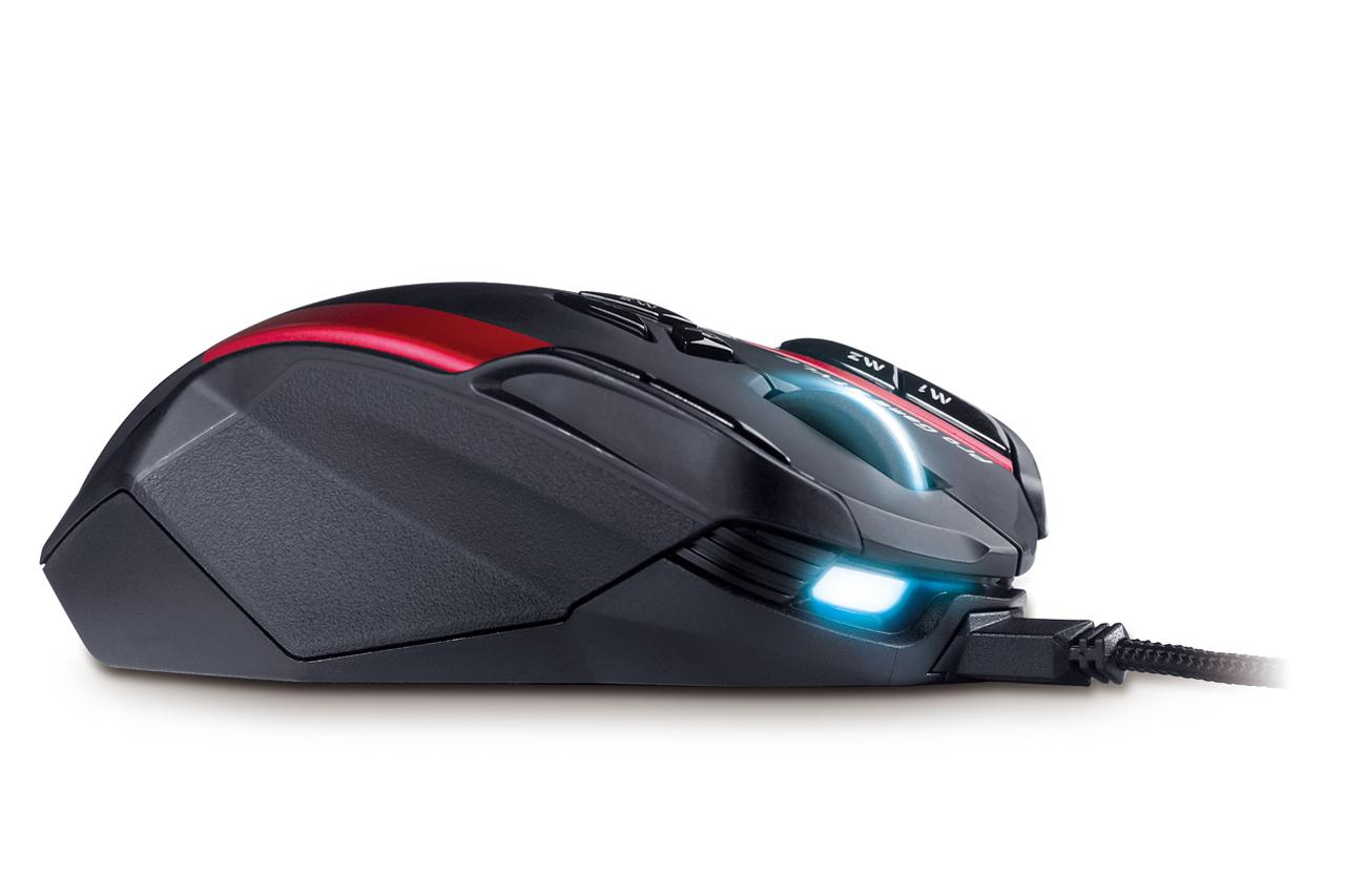 GX Gaming Gila – profesionální herní myš se škorpionem 79877
