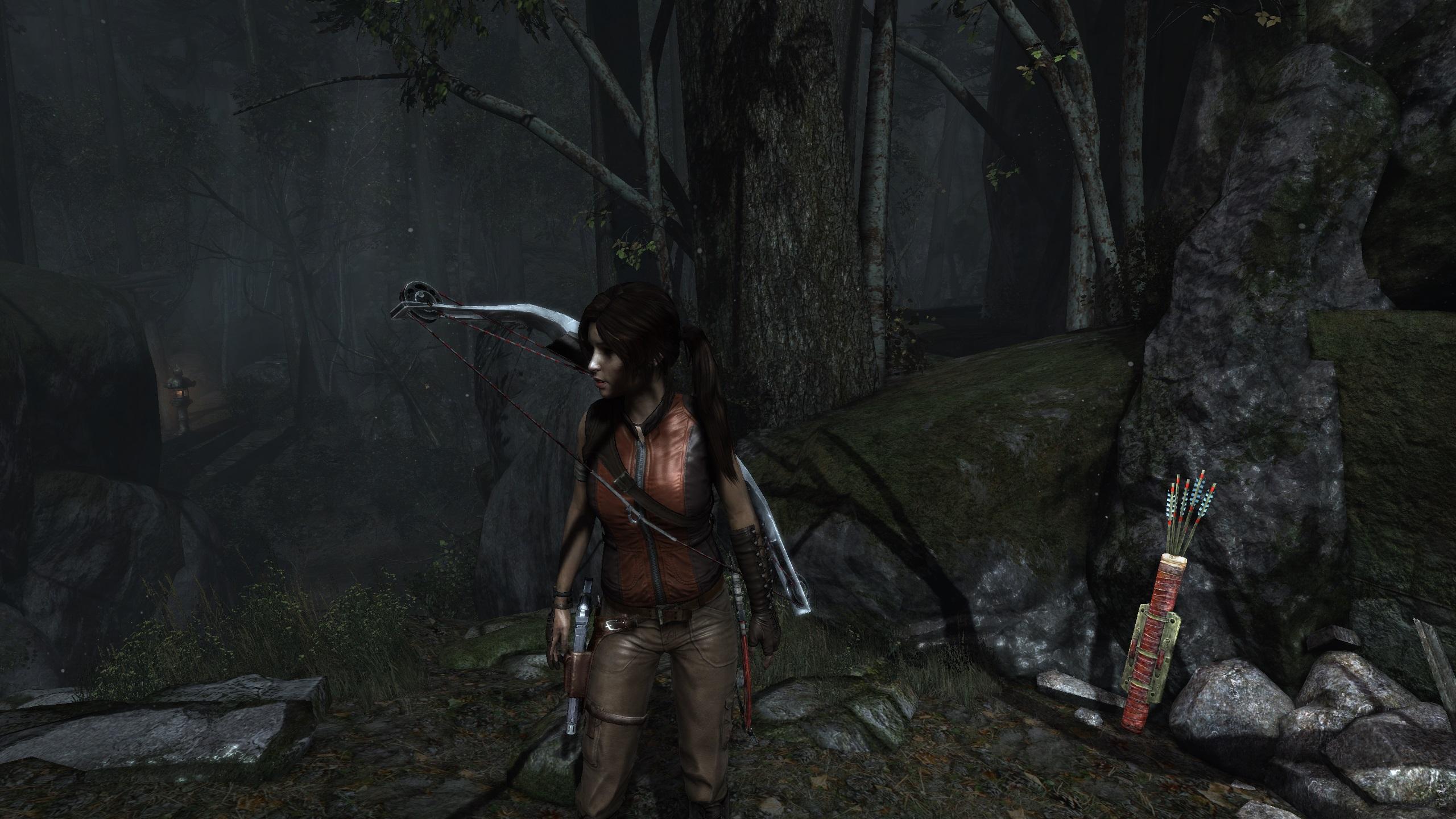Laru v Tomb Raider čeká další nové oblečení 79907