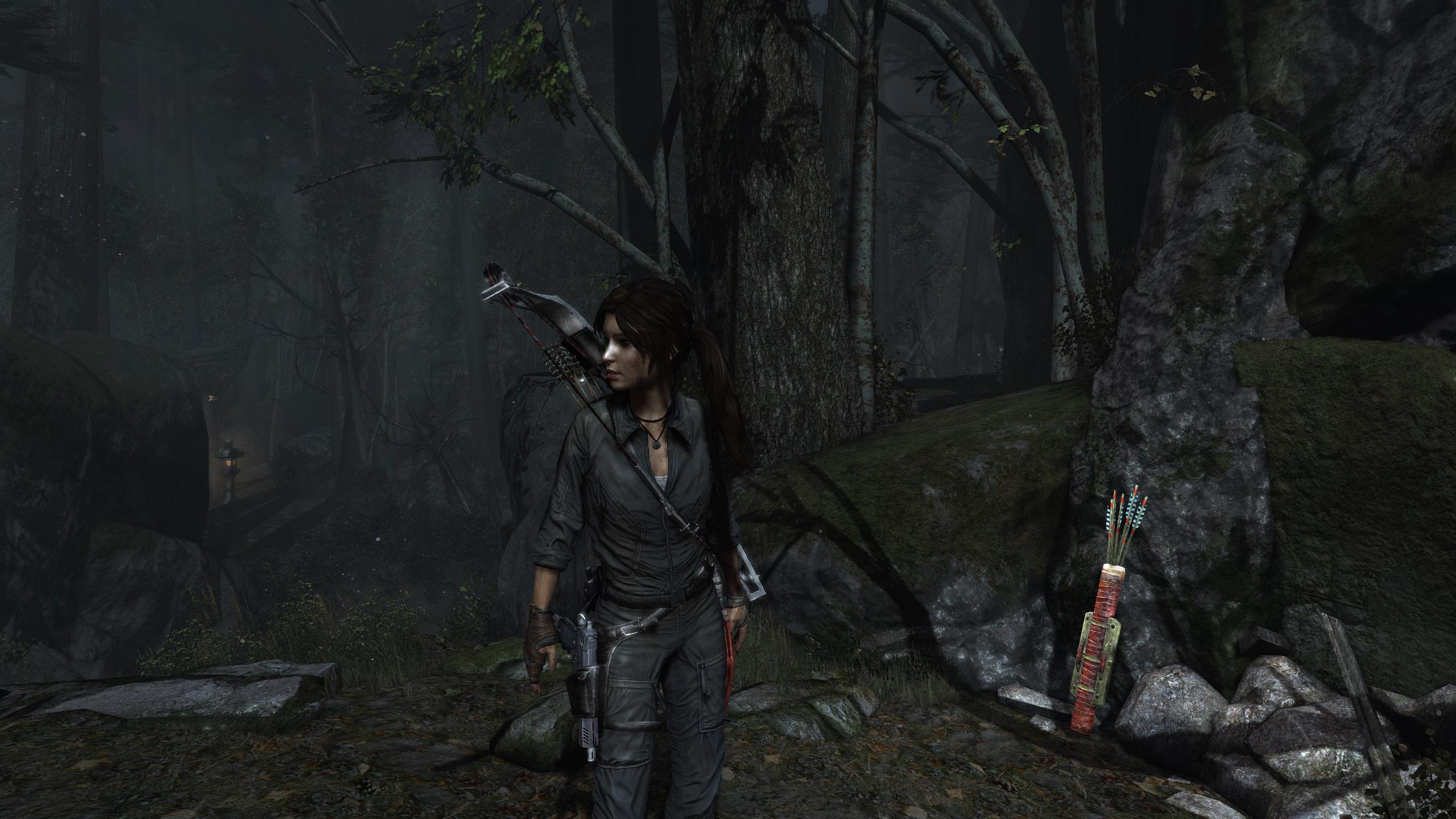 Laru v Tomb Raider čeká další nové oblečení 79908