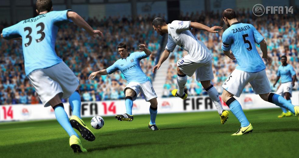 FIFA 14: Pure Shot a reálná fyzika míče 80001