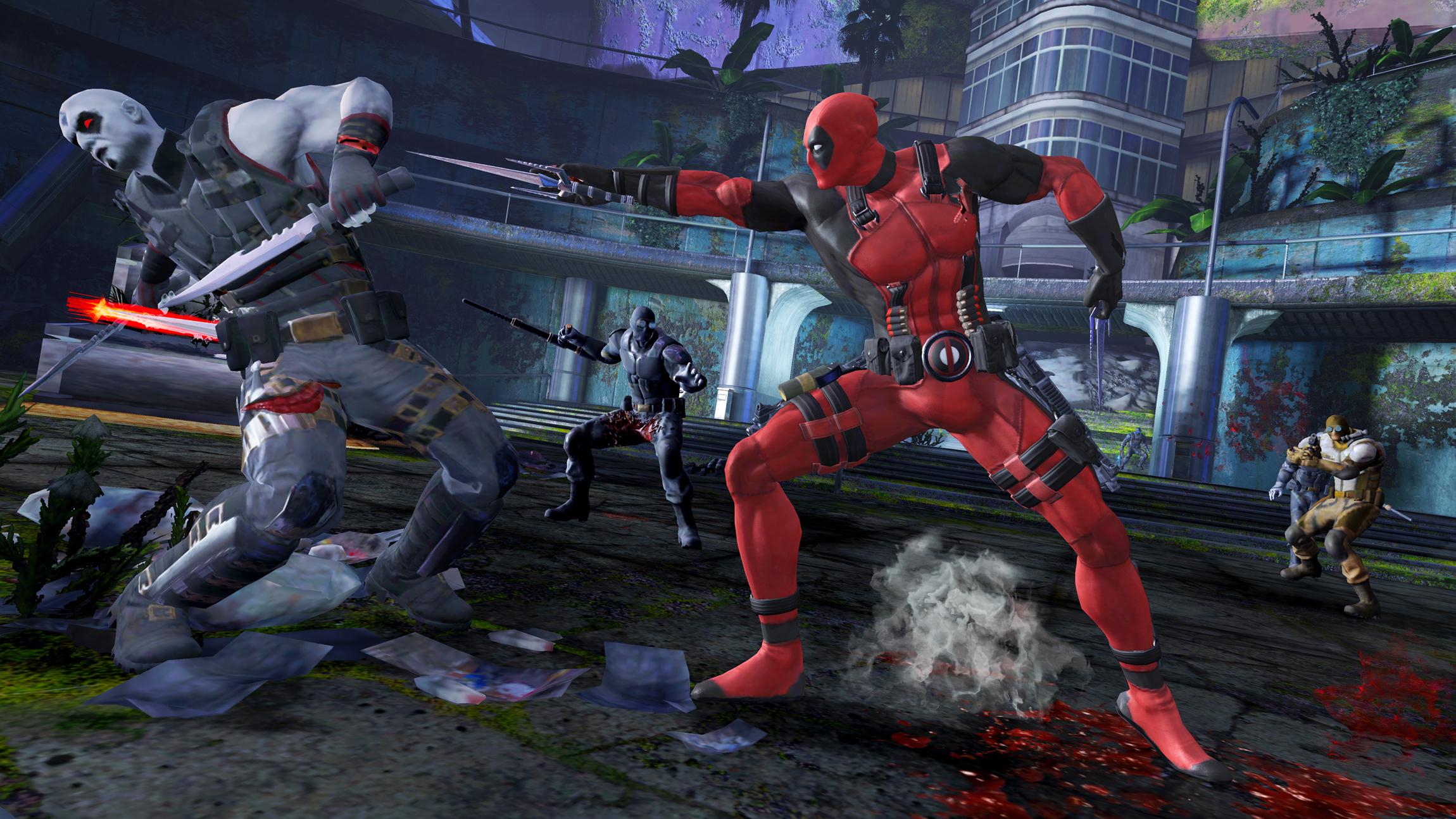 Deadpool: The Game – i schizofrenie může být zábavná 80028