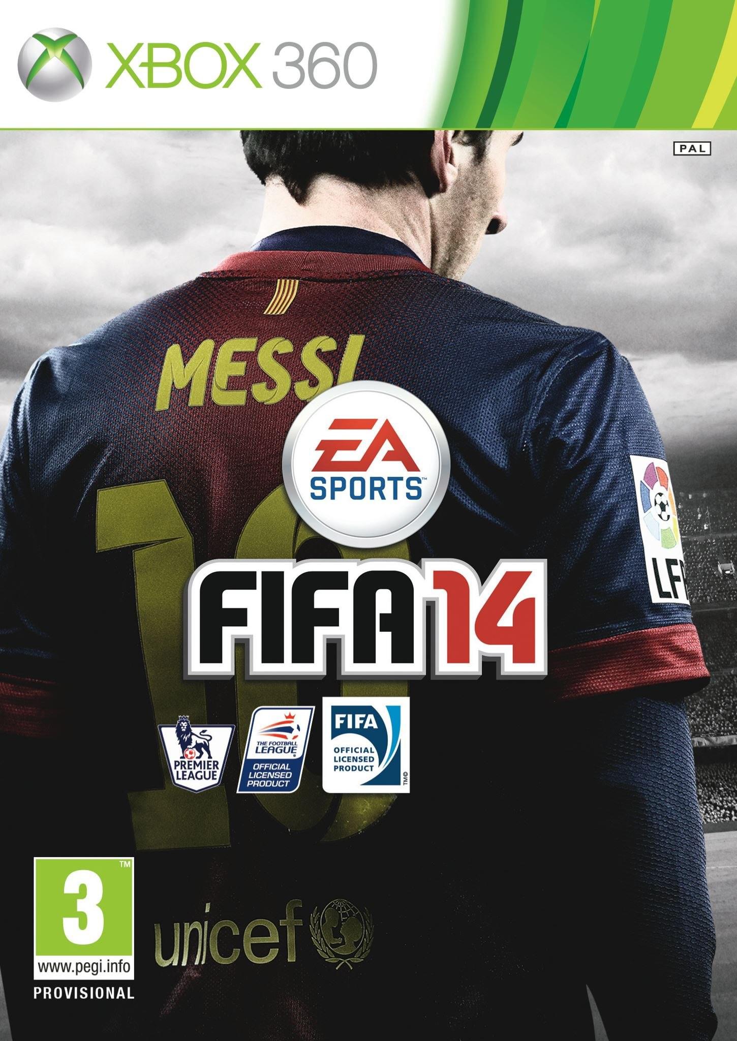 Předběžný obal FIFA 14 80058