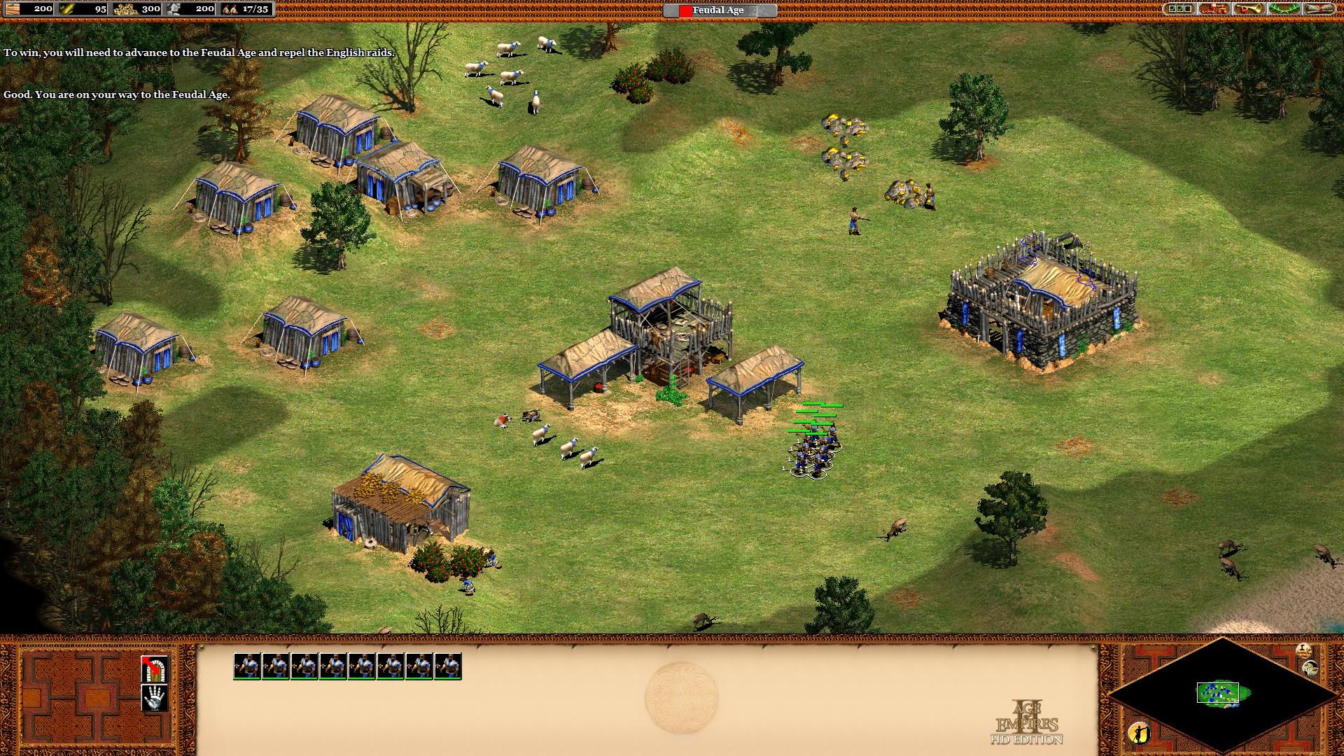 Age of Empires 2 HD – na vlně nostalgie 80060