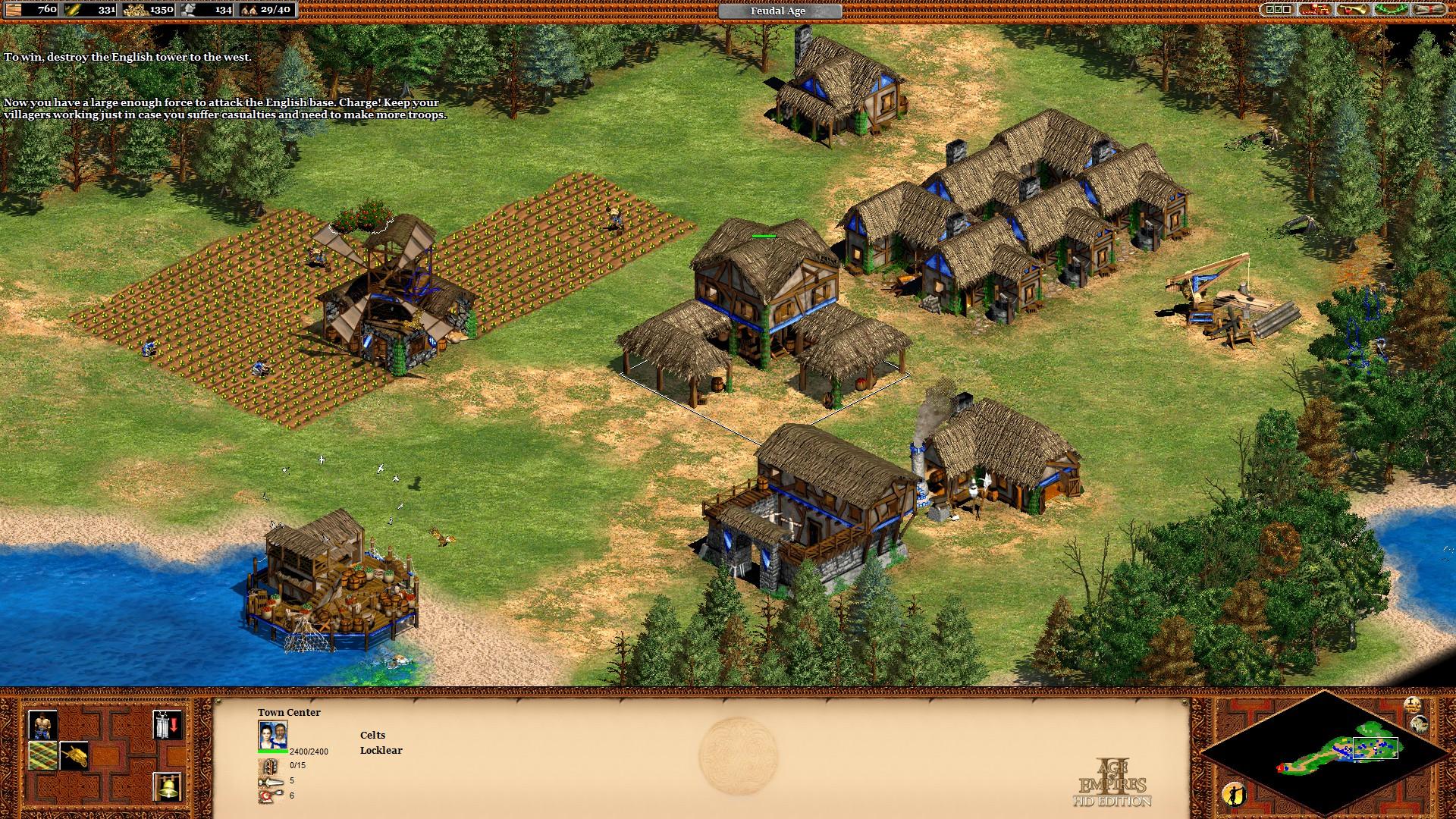 Age of Empires 2 HD – na vlně nostalgie 80061