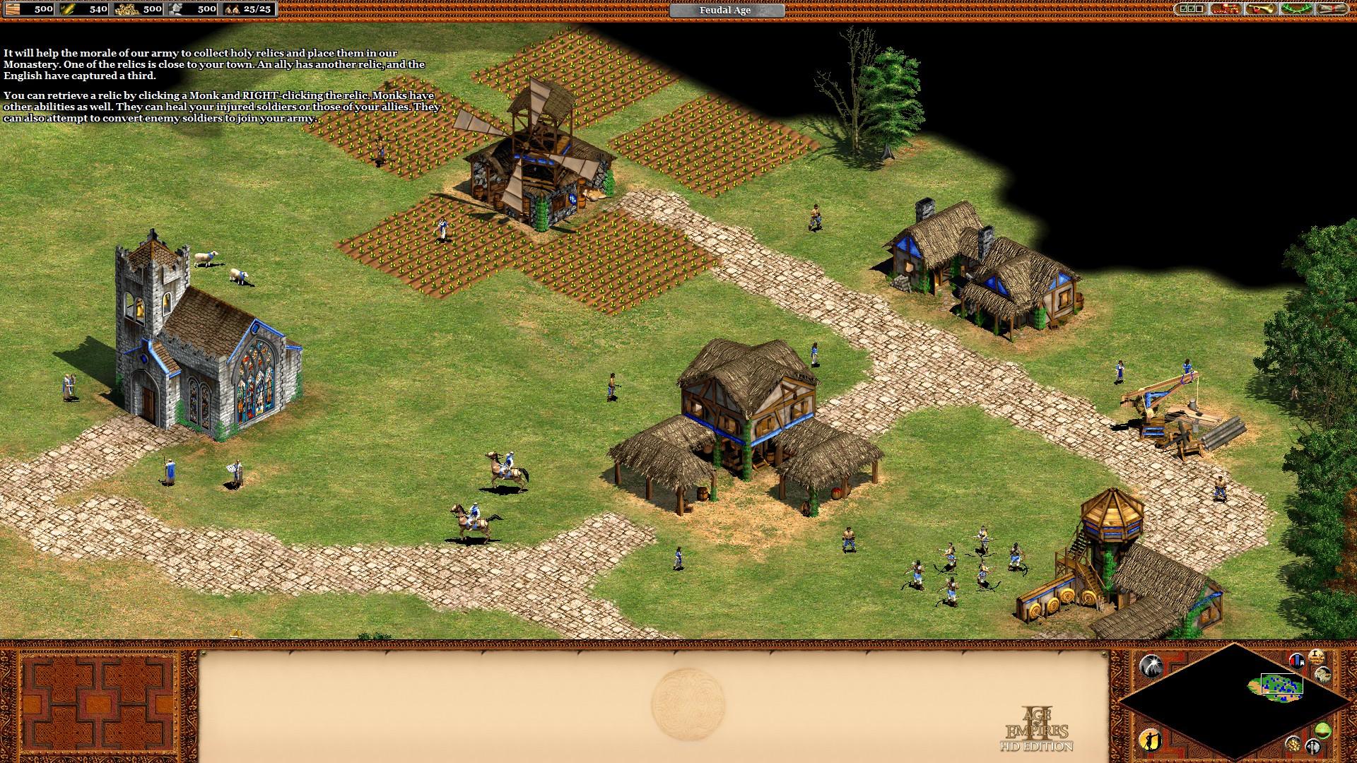 Age of Empires 2 HD – na vlně nostalgie 80062