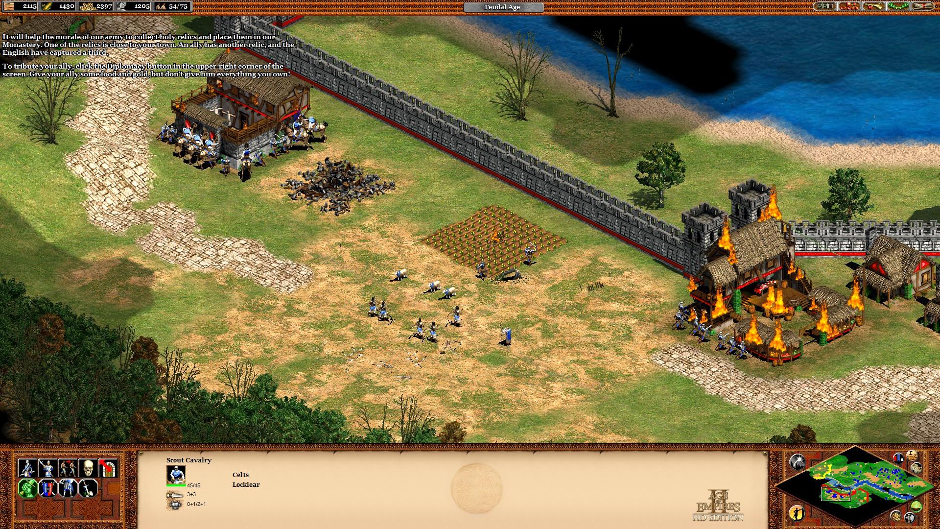 Age of Empires 2 HD – na vlně nostalgie 80065
