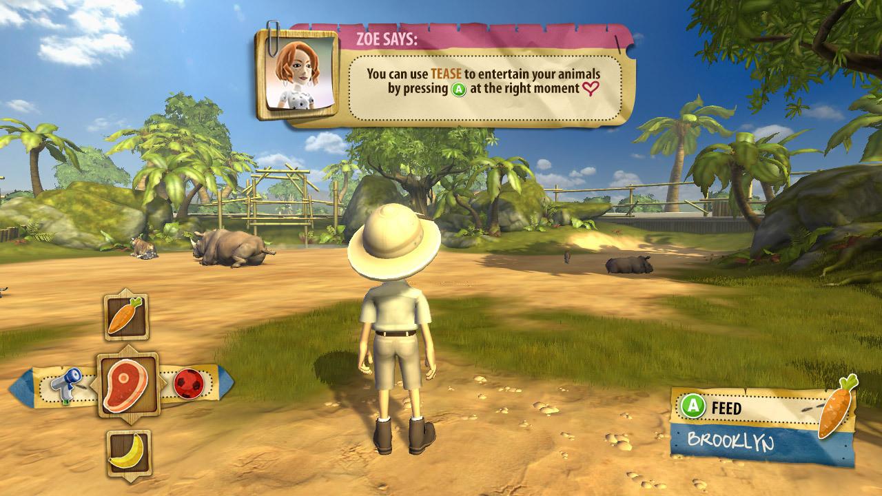 Zing briefing - česká Lara Croft, evoluce herních ovladačů, Microsoft Zoo 80083
