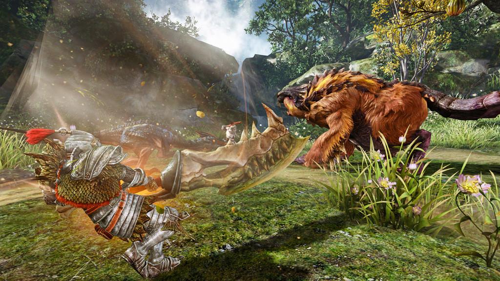 Monster Hunter Online na CryEngine 3 se nám ukazuje 80092