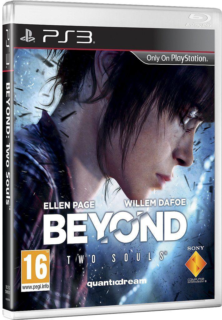 Odhalen oficiální obal Beyond: Two Souls 80098