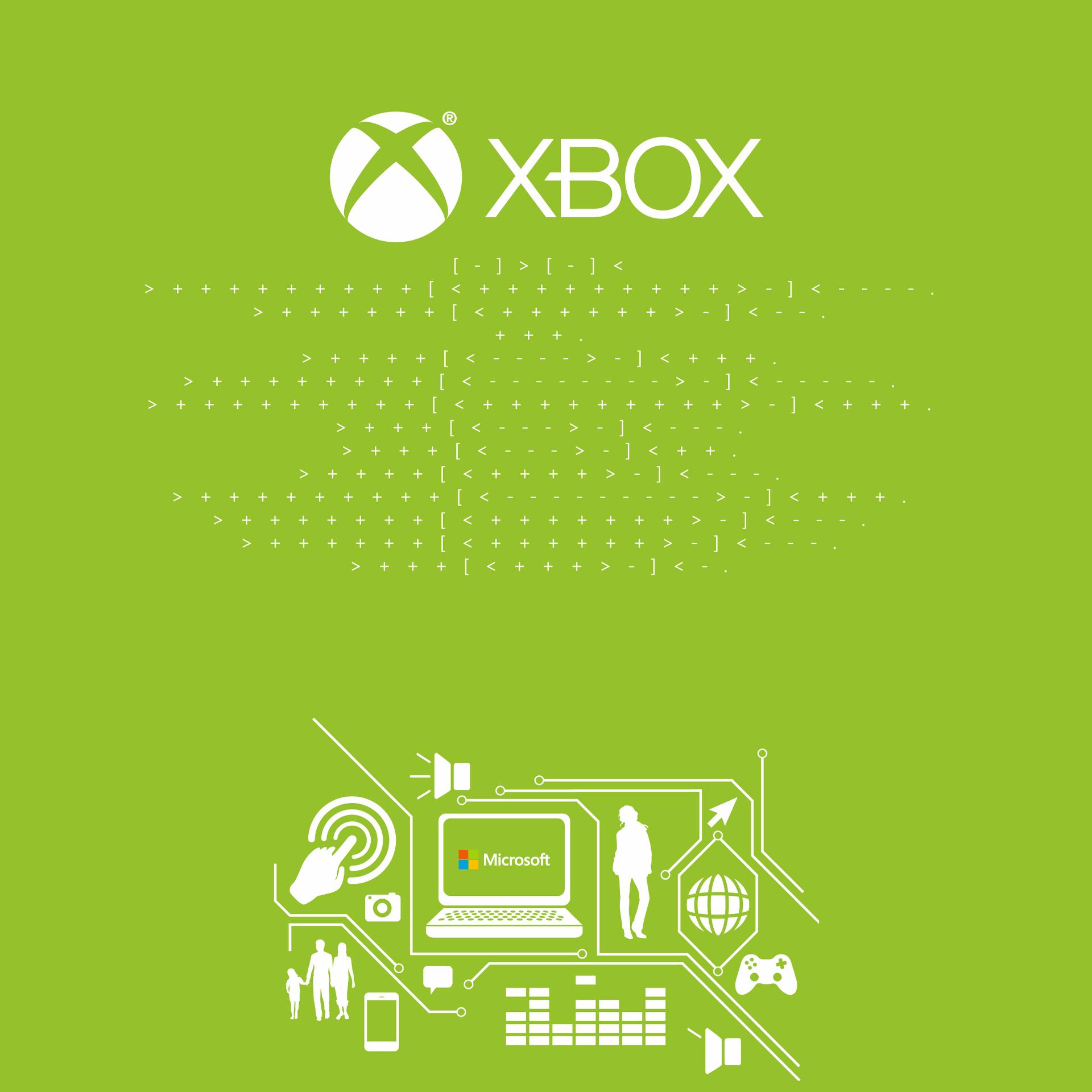 Nová loga pro propagaci Xboxu? 80105