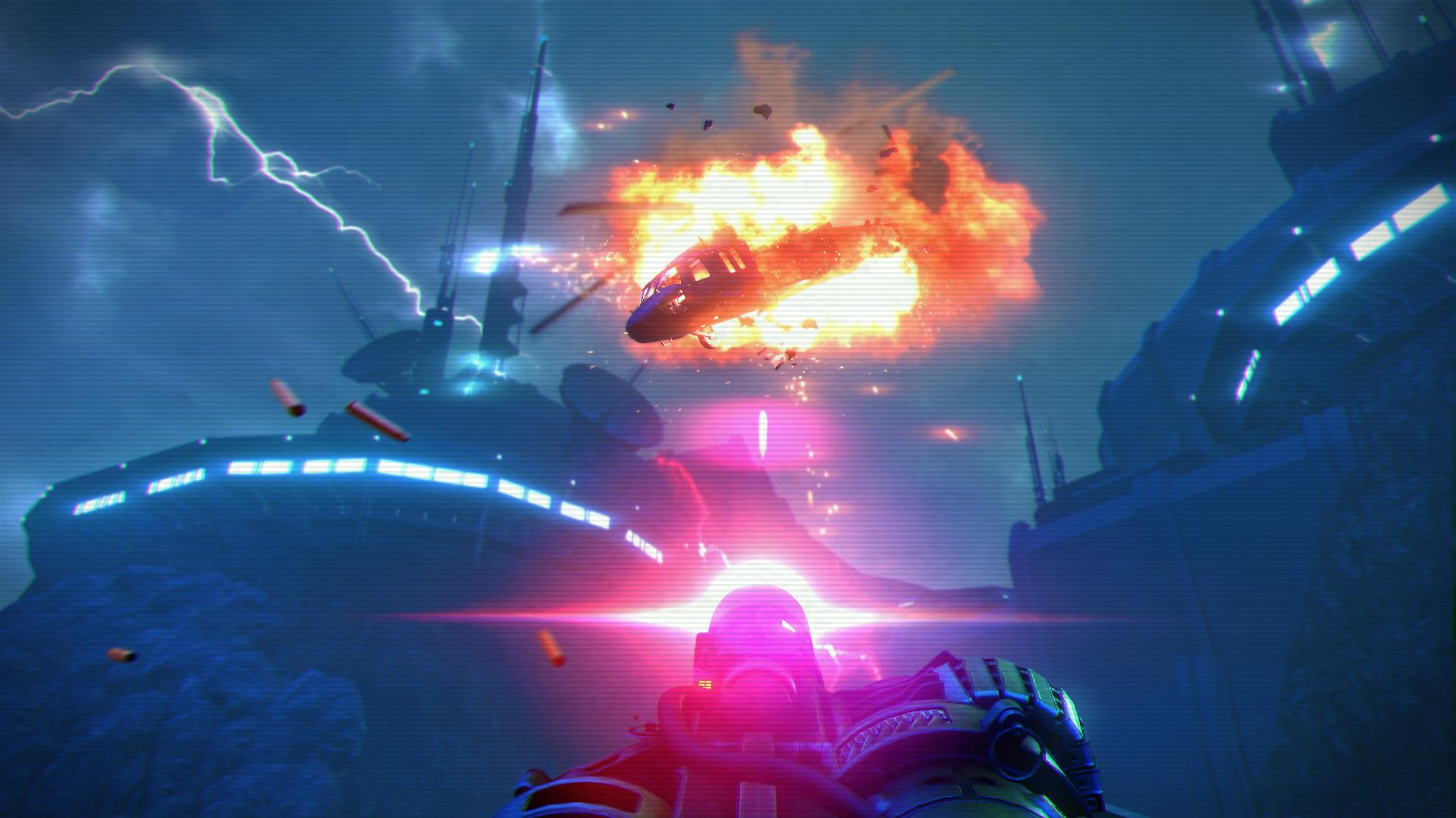 Nové video a obrázky z Far Cry 3: Blood Dragon 80111