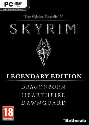 Chystá se Legendární edice TES V: Skyrim? 80117