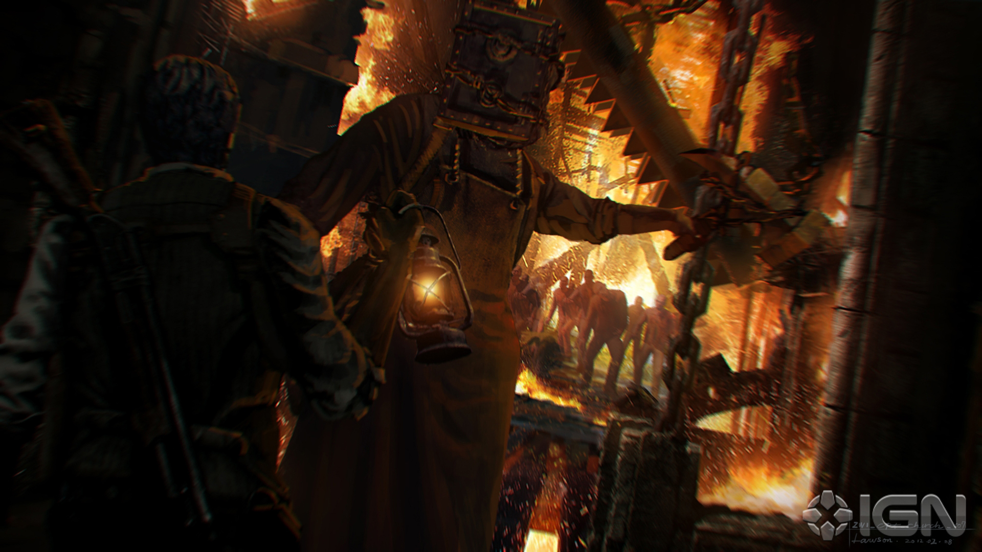 Hlavní hrdina bude v hororu Evil Within silný a chytrý 80131