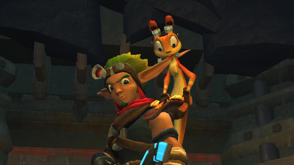 Trilogie Jak and Daxter dorazí na PSV 80136