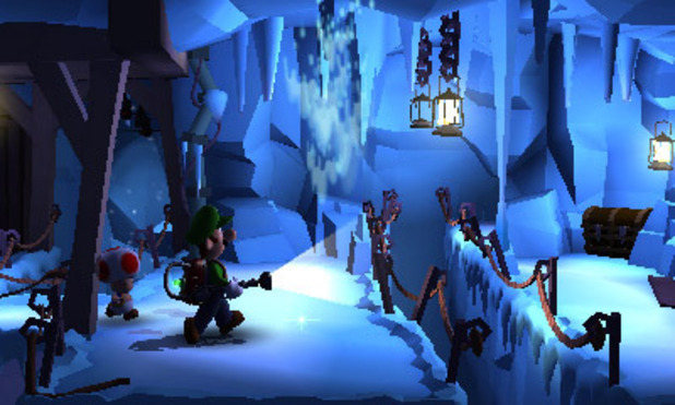 Luigi's Mansion: Dark Moon - Vysavač versus přízraci 80161