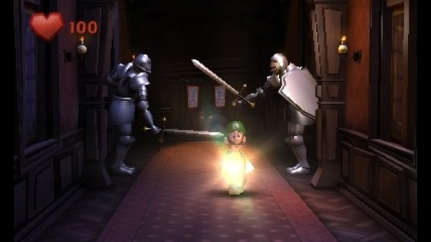Luigi's Mansion: Dark Moon - Vysavač versus přízraci 80163