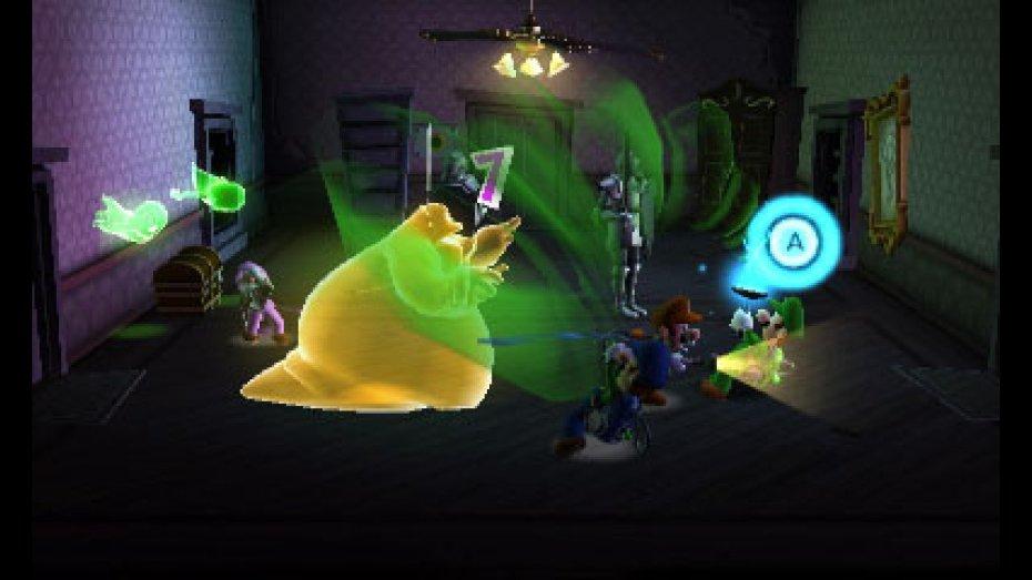 Luigi's Mansion: Dark Moon - Vysavač versus přízraci 80164