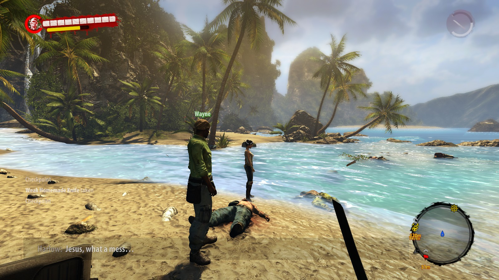 Dead Island: Riptide – zpět do chaosu 80206