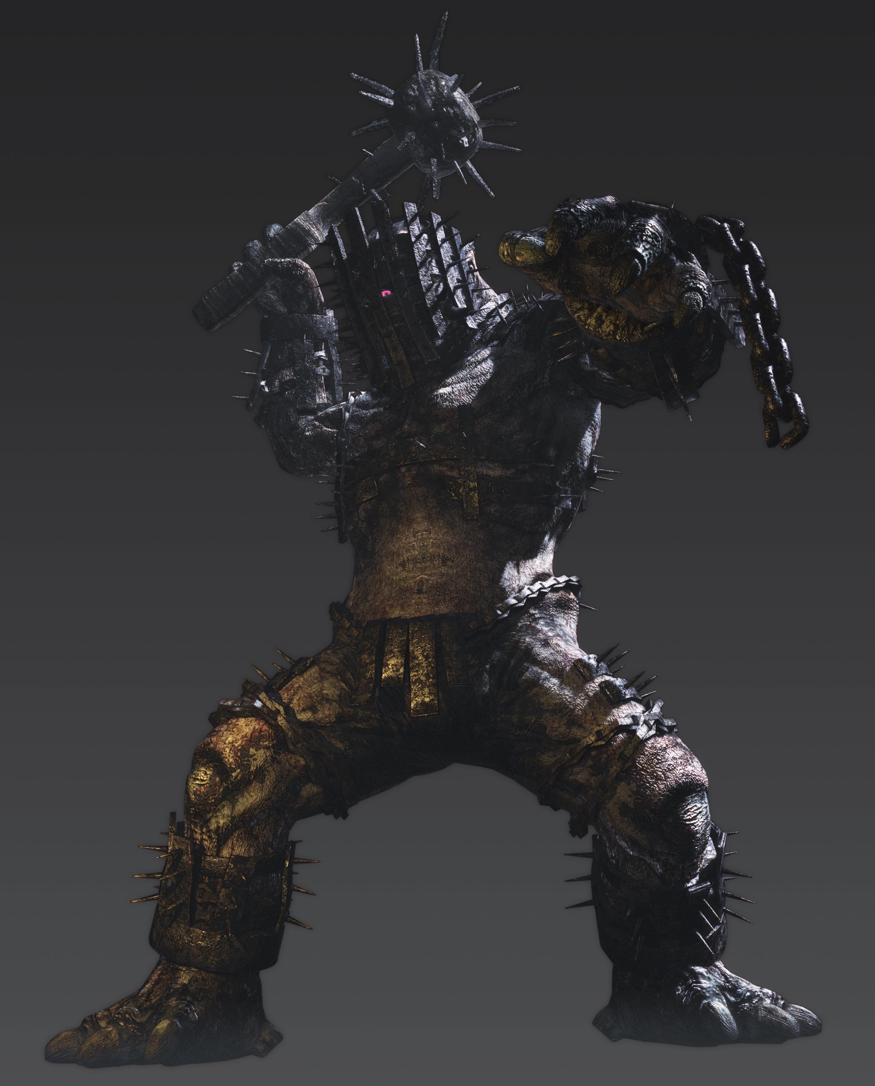 Artworky hrdinů a monster z Dragon's Dogma: Dark Arisen 80356