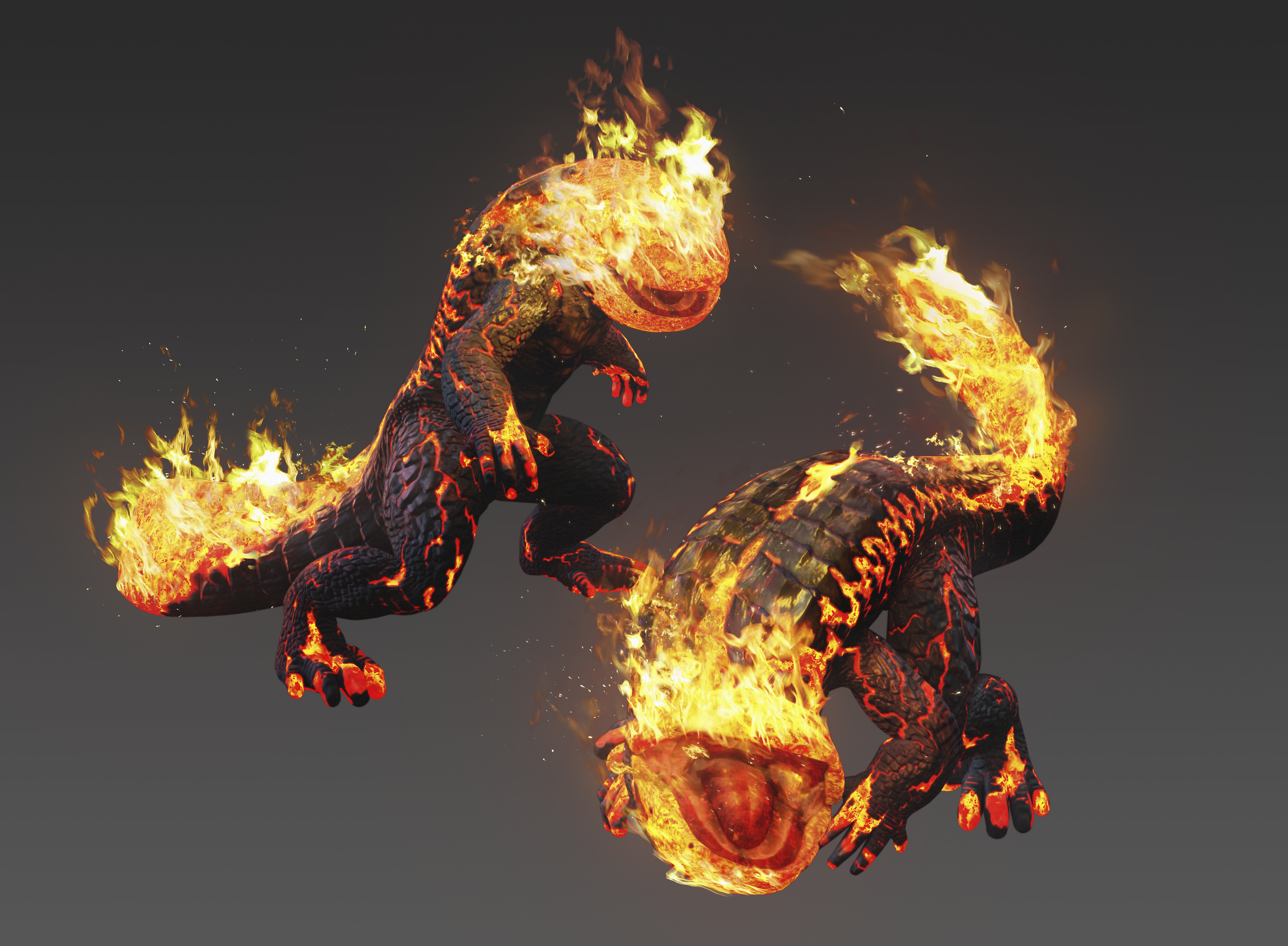 Artworky hrdinů a monster z Dragon's Dogma: Dark Arisen 80360