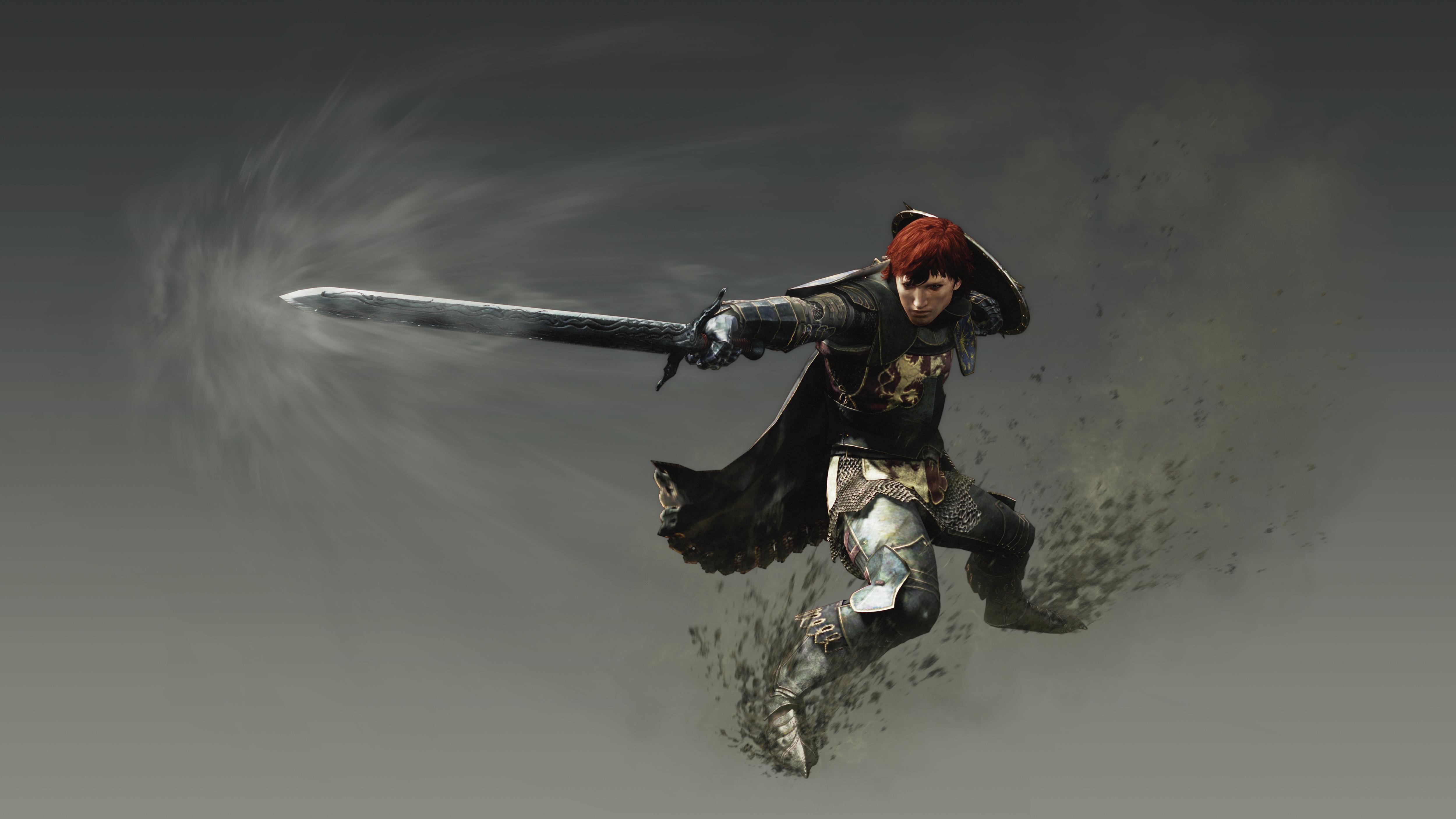 Artworky hrdinů a monster z Dragon's Dogma: Dark Arisen 80363